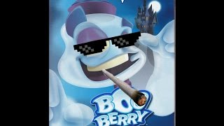 Man Obsessed With Boo-Berry Cereal