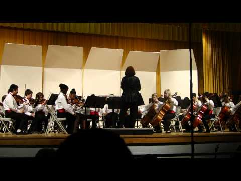 Crestwood Middle School Festival 2011 Song 2