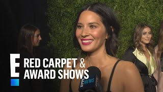 Olivia Munn Talks New Holiday Traditions With Aaron Rodgers | E! Live from the Red Carpet