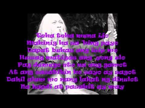 HUGOT - P.A.R.D.  Ft.  Tata Lino Lyrics