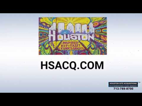 Houston Site Acquisitions, Tenant Representation, Leasing, Office, Industrial, Warehouse, Retail