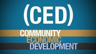 Community Economic Development: It's time for a change