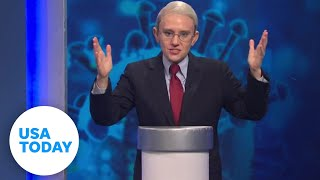 SNL: Fauci game show decides who gets vaccine | USA TODAY