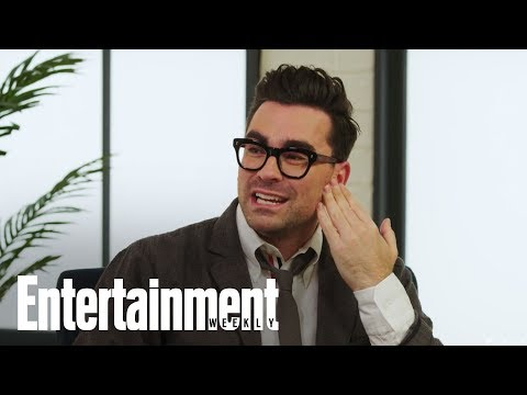 Dan Levy On Why You'll Never Hear Anyone Say 'S**t' On 'Schitt's Creek' | Entertainment Weekly