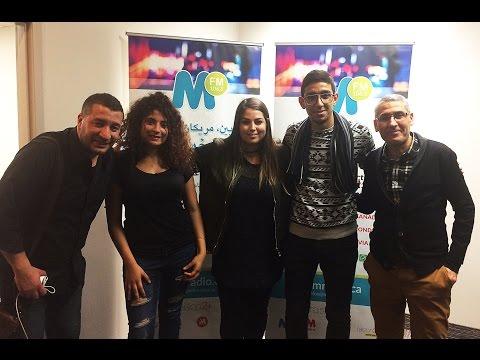 M FM radio 106,3 Montréal: Chabab reçoit Ben Mahi