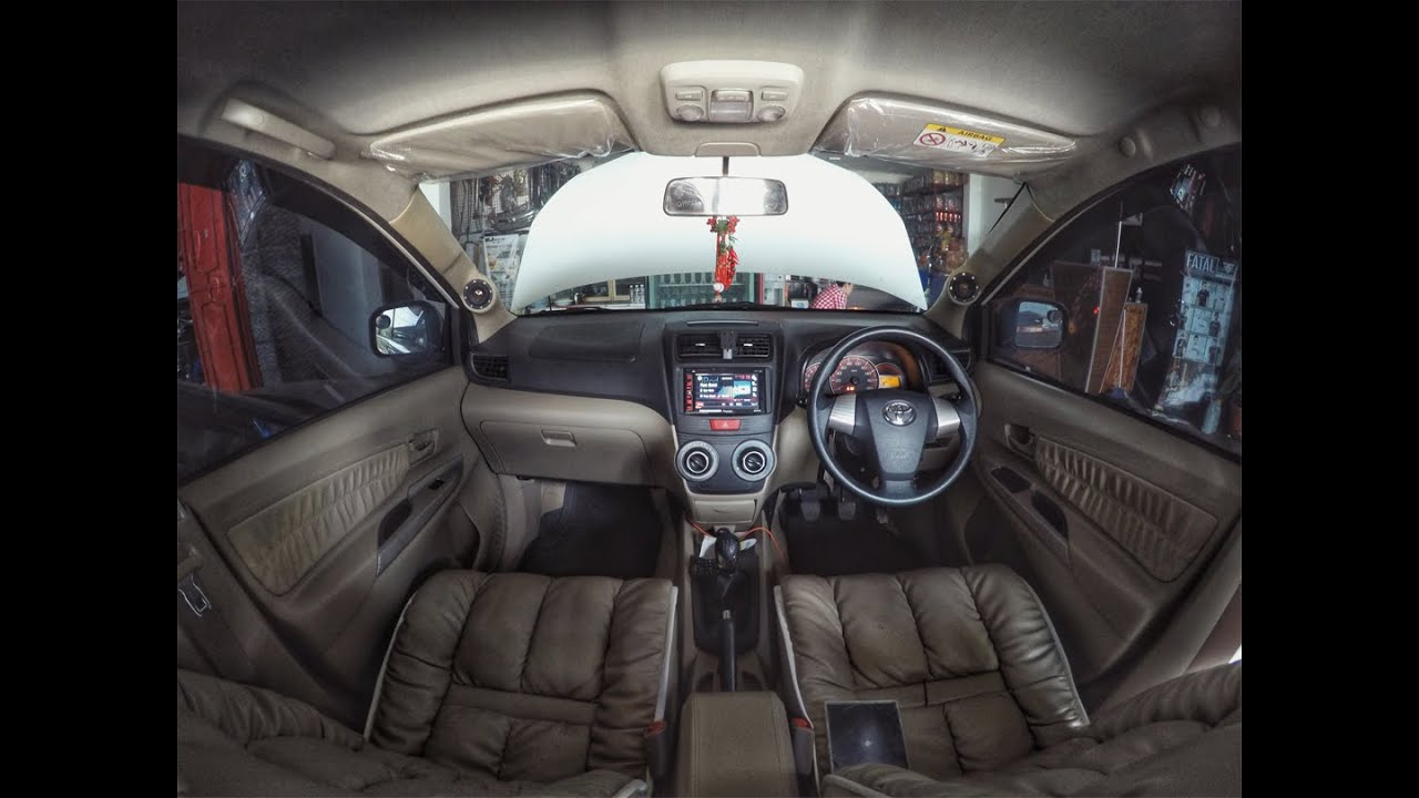 Audio Grand New Avanza Toyota Yaris Trd Sportivo 2017 Modifikasi Mobil Menggunakan Paket Premium Sound One Day Installation Youtube