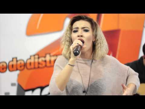 Nicoleta Nuca - Linistea ( LIVE @ RADIO 21 )