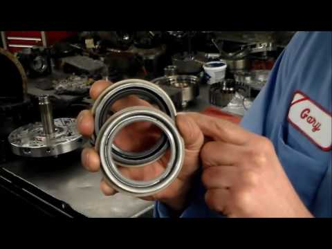 Ford 4r70w Transmission Diagram Royal Enfield Bullet 500 Wiring Transmissions Front Seal Tip Youtube