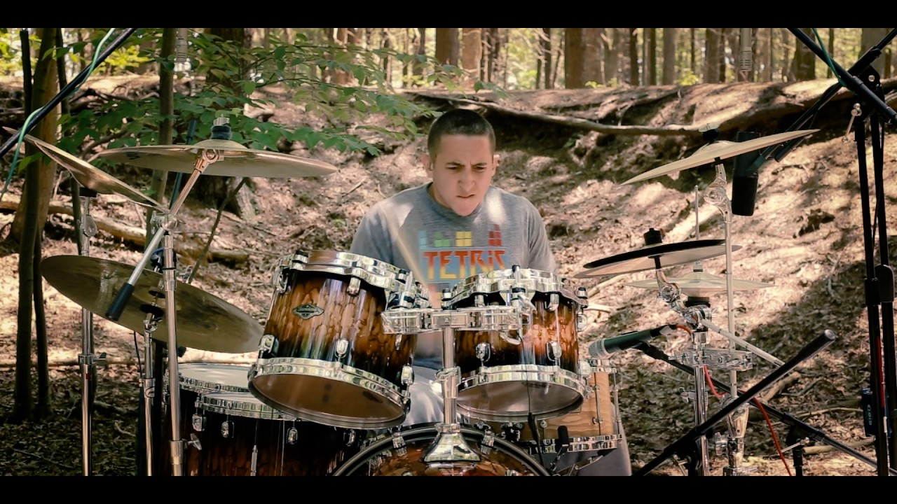 Jeremy Colon | Obfuscation | Between The Buried And Me | Drum Cover