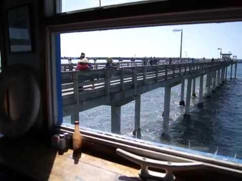 Ocean Beach Pier Cafe OB San Diego