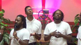 """Joshua Cooper and  1Akord - """"I'm In Love with Jesus"""" Medley"""