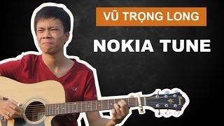 Guitar Tutorial | Nokia Tune | Grade 4 | Vũ Trọng Long
