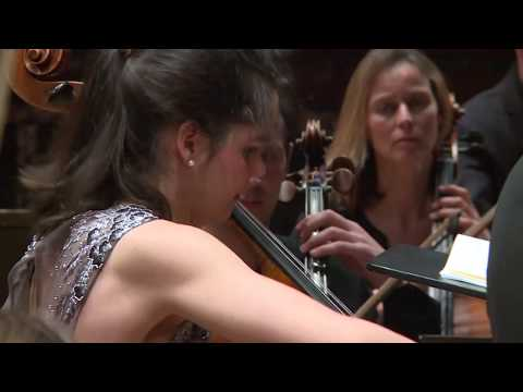 Johannes Brahms | Double concerto en la mineur op.102 | Estelle Revaz