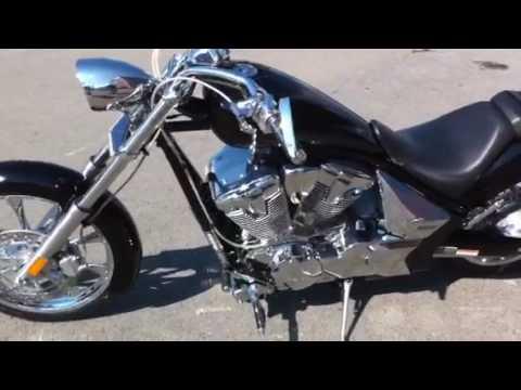 2010 Honda Fury Customized Youtube