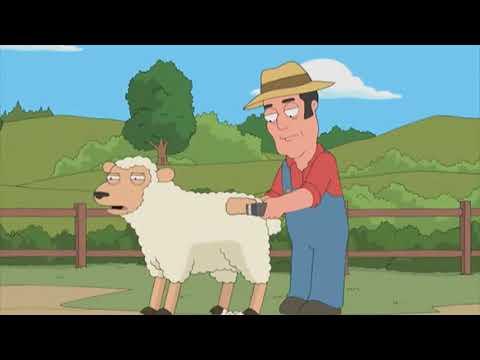 Family Guy - Sheep Shearing