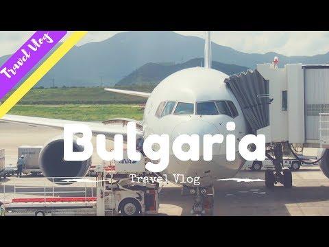 My Journey to Bulgaria | SENIOR TRIP 2017 | Travel Vlog | ANNACHAMARIA