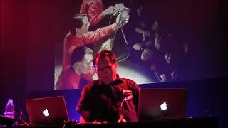 WOLFGANG FLÜR  (Kraftwerk) / Pocket Calculator -  Live @ Winterfest Gent,  Jan. 20th. 2018