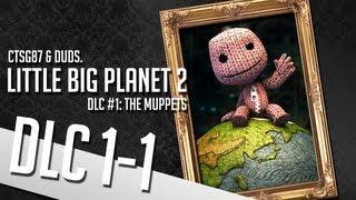 Little Big Planet 2: The Muppets - #01 - Przedstawienie
