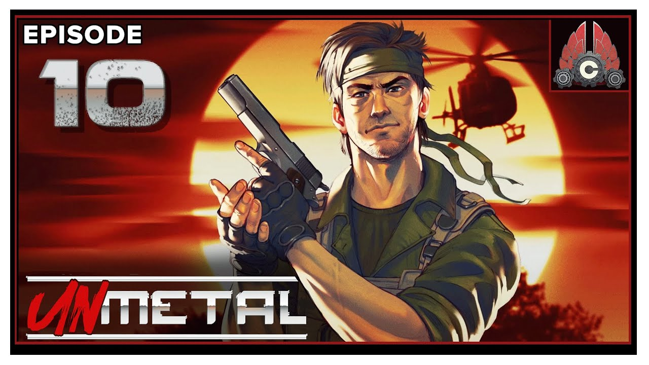 CohhCarnage Plays UnMetal (Thanks For The Key @unepic_fran!) - Episode 10