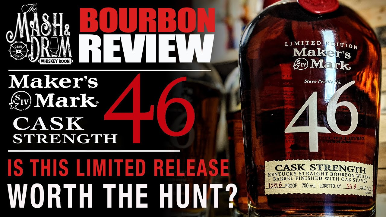Download Maker's Mark 46 Cask Strength Limited Release + Standard 46 and RC6