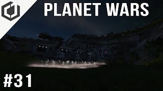 Space Engineers | PLANET WARS - EP 31 - Survive...