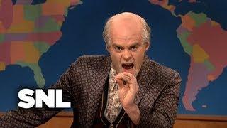 John Malkovich visits Update - Saturday Night Live