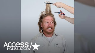 'Fixer Upper' Star Chip Gaines Shaves His Head! | Access Hollywood