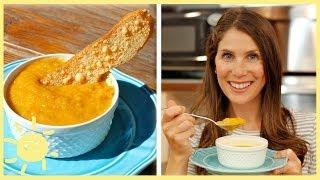 Meg | Roasted Butternut Squash Soup Recipe