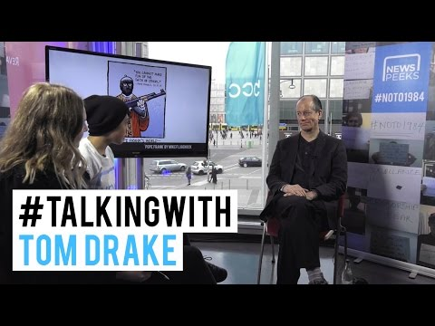 THE NSA IS VIOLATING THE CONSTITUTION #talkingwith Thomas Drake