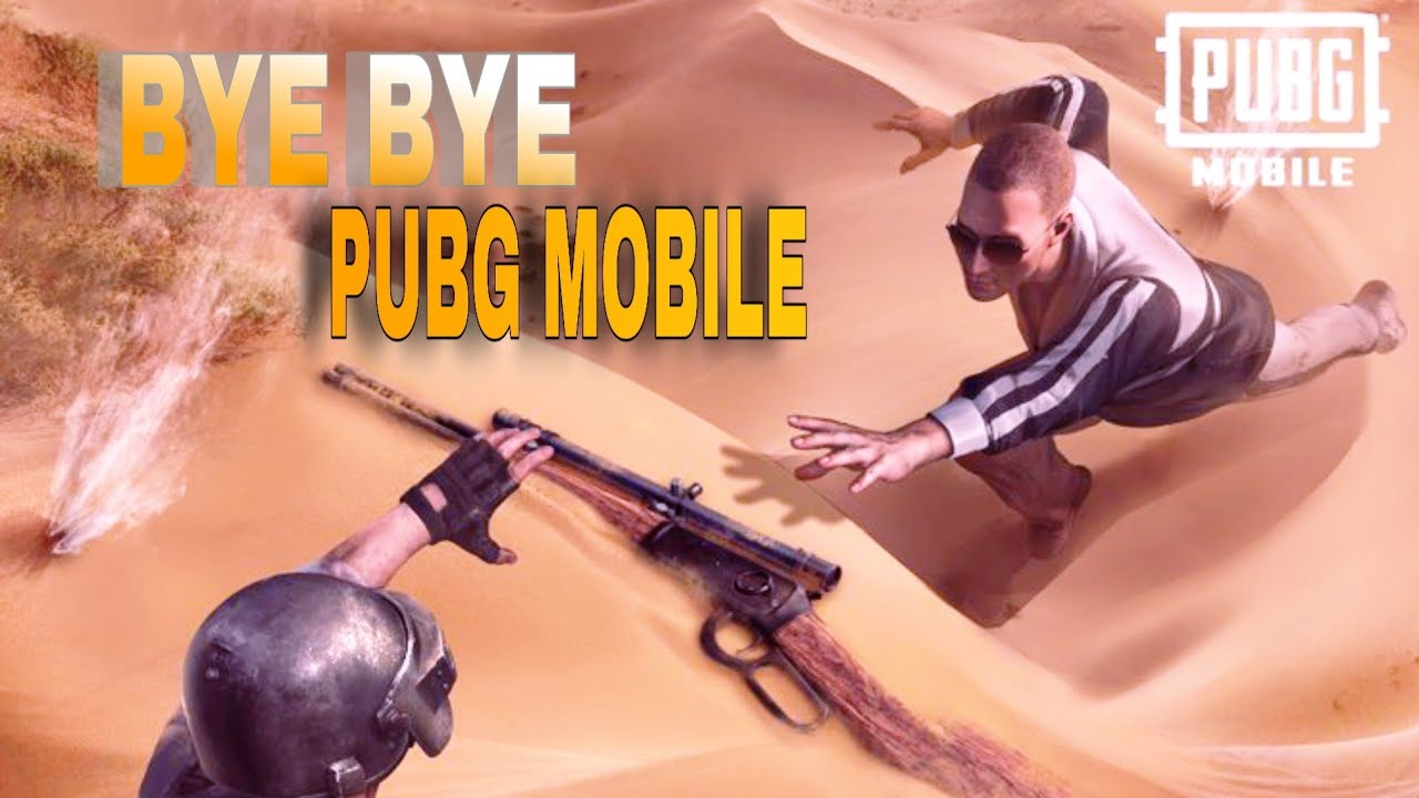 😭 PUBGMOBILE 🚫BANNED🚫 IN INDIA 😭 BAD NEWS 😔