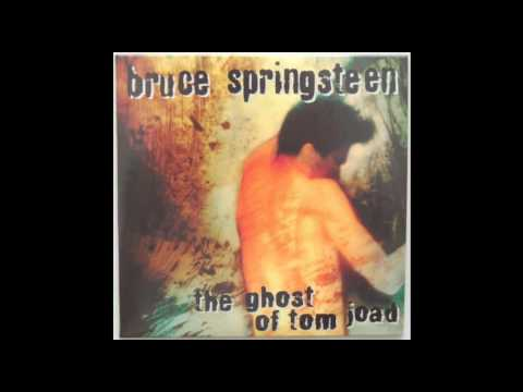 Bruce Springsteen The Ghost of Tom Joad [1995] - Full Album