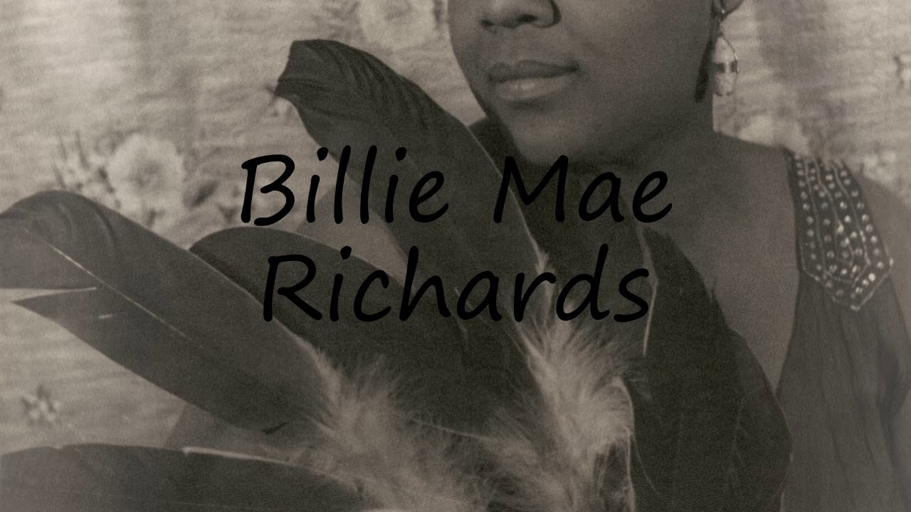 pictures Billie Mae Richards