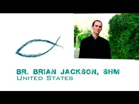 Cast out your nets: Br. Brian Jackson, SHM
