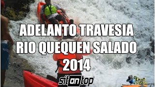 Travesia Sit on Top 2014