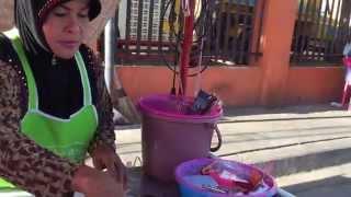 Repeat youtube video Steet food at Kalasin Thailand สตรีทฟูดกาฬสิน