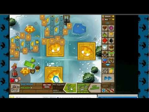 BTD5 - Deflation HIGHEST ROUND EVER! | FunnyCat TV