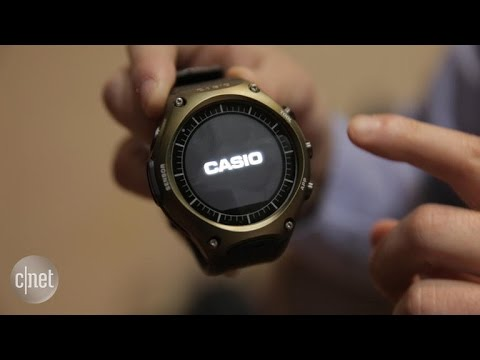 Casio's Smart Outdoor Watch isn't like the competition