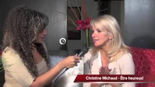 Christine Michaud - Du Clic au Déclic Magazine Vivre Juillet 2014