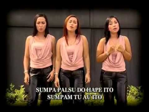 The Heart Simatupang Sister SONGON NIPI   YouTube