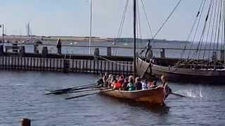 Drachenschiff vor Roskilde