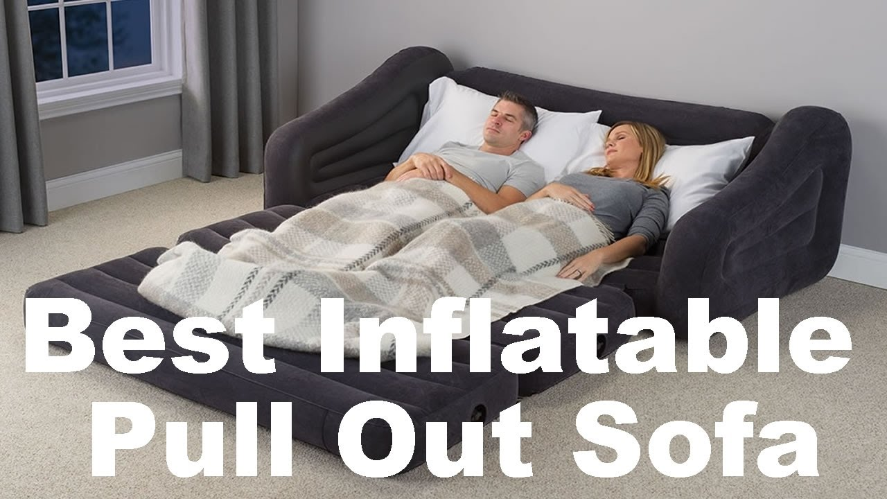 Inflatable Sofa Bed Review Best Blow Up Couch Bed Youtube