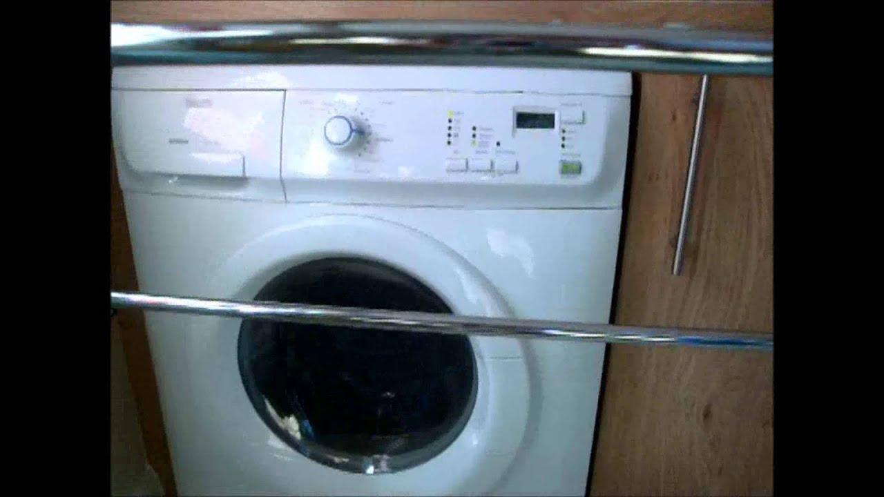 zanussi zwd12270w washer dryer youtube rh youtube com