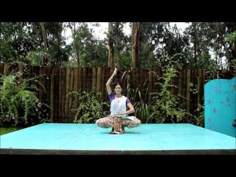ODISSI Dancing Nature. Anandini Dasi.