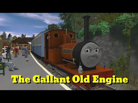 The Gallant Old Engine
