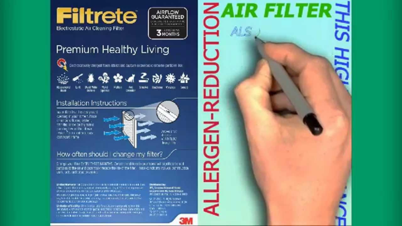 filtrete elite allergen 3m reduction filter filtrete best air filters 3m for home - Filtrete Air Filter
