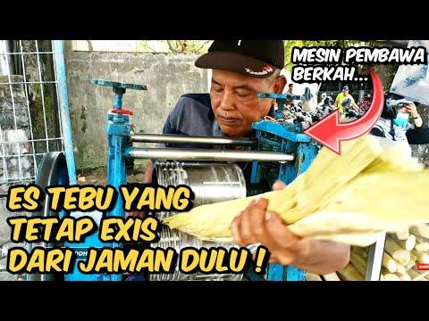 mesin-pembawa-rejeki-!-ini-manisnya-alami---1-porsi-5-ribu---kuliner-jambi-|-indonesian-street-food