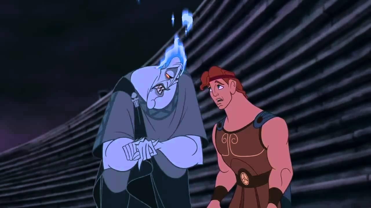 Hercules Cena Hades Youtube