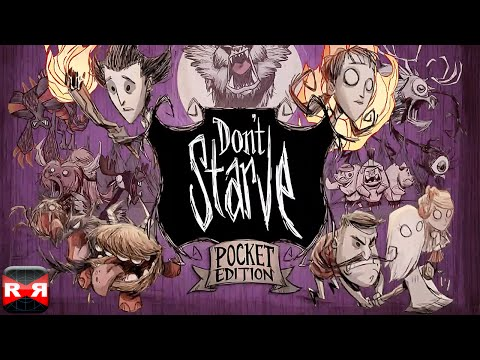 Don't Starve: Pocket Edition (By Klei Entertainment) - iOS - iPad Gameplay Video