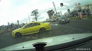 Dash Cam Owners Australia August 2016 On the Road Compilation