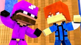 Minecraft Daycare - FIGHTING RYGUYROCKY !? (Minecraft Roleplay)